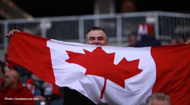 Canadian Fliag