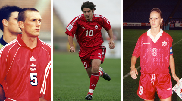 Canadian Soccer Hall of Fame 2013 Inductees
