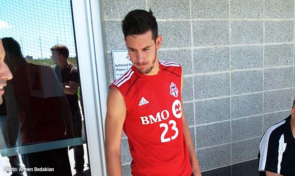 Alvaro Rey, Toronto FC