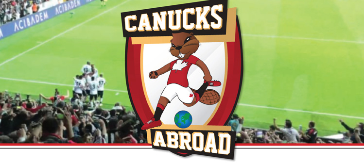 Canucks Abroad