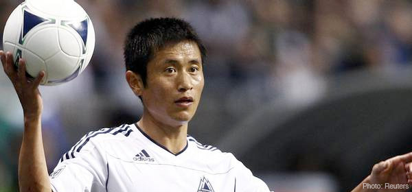 Young Pyo-Lee, Vancouver Whitecaps