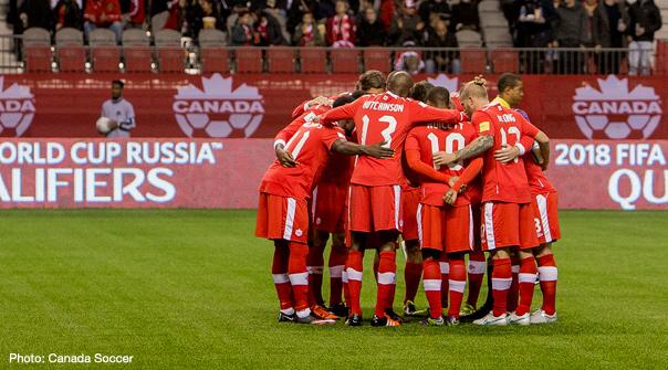 Canadian Men's National Team