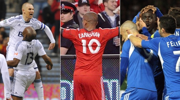 Canadian MLS Clubs