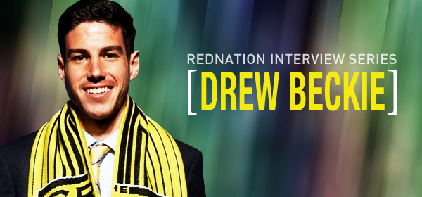 Drew Beckie
