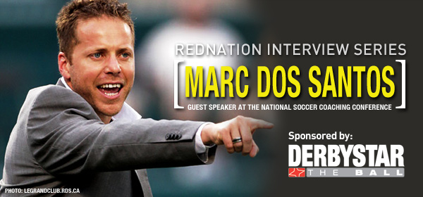 Marc Dos Santos Interview