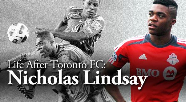 Nicholas Lindsay, Toronto FC