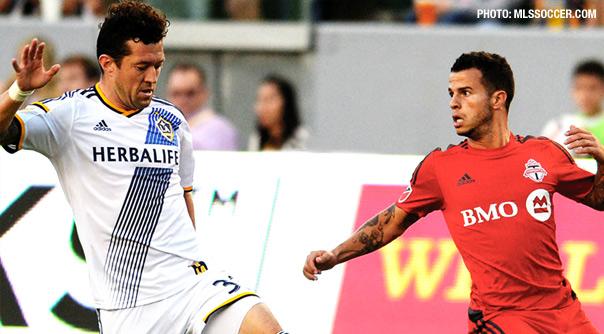 Toronto FC vs LA Galaxy